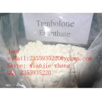 China High Purity Semi finished Injectable Anabolic Steroids Oil Trenabolic 100 Trenbolone Acetate Sell Online on sale