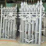 Aluminum Casting Fence, CAST ALUMINUM FENCE, Aluminum Fence Casting, Garden Fence Casting Foundry, Park Fence Casting