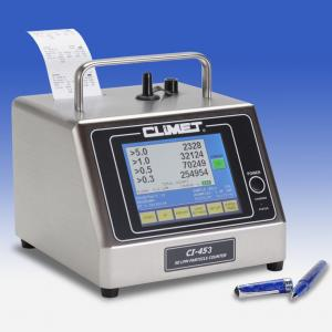 China laser particle counter on sale