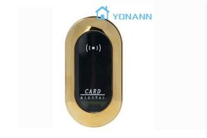 China Electronic Rfid Card Reader Door Lock , Rfid Cylinder Lock   Waterproof Smart Wristband Included 1 Year Warranty on sale