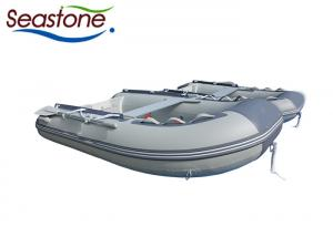China Inflatable Sport Boats Dimensionl Stabile High Tensile Strength Adhesive Structure on sale