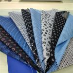 Reactive Printing Cotton Textile Fabric Fine Texture Soft Tactility Affinity