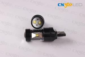 China Energy Saving T20D 7443 High Power 30W White Brake Tail Stop Lamp LED on sale