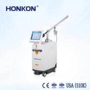 China 30W Co2 Fractional Laser Vaginal Rejuvenation And Skin Rejuvenation Machine on sale