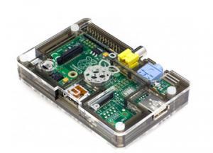China Original raspberry pi model b 512mb ram+dvk511 with i2c+spi Revision 2.0 Board 512MB RAM on sale