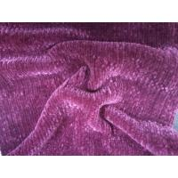 Rich look with velvet appearance fancy knitting chenille yarn with silver shinning for 3GG 5GG