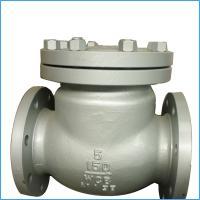 cast steel swing check valve