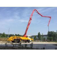 37m Concrete Pump Truck cost-effective Special Purpose Trucks pumping liquid concrete