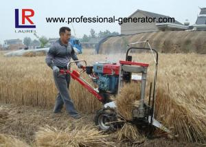 China Flexible Farming Agriculture Harvester Paddy Reaper Binder 8HP Diesel Engine on sale