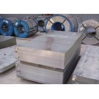 China JIS G3302 Hot Dip Galvanized Steel Sheet SGLCC 0.12mm - 3.0mm * 1250mm on sale