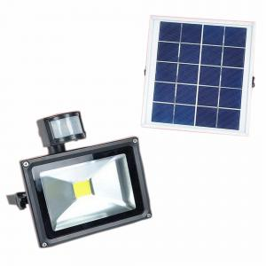 China Portable solar panel rechargeable emergency LED lighting for garden project car camping lighting on sale