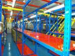 4000 - le support industriel de 6000mm a soutenu la mezzanine pour l'entrepôt