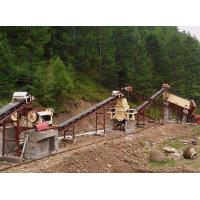China Gravel sand making production line on sale