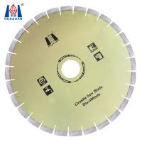 HUAZUAN china fast speed cutting diamond cutting blade for granite
