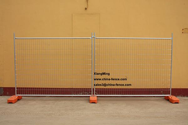 3mm 4mm Wire Temporary Site Fencing Temporary Fence Panels