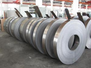 China stainless steel  coils 201 slitted for pipe making on sale