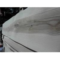 China Sliced Cut Natural Olive Ash Wood Veneer Sheet on sale
