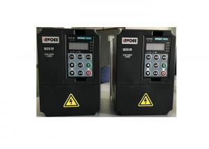 China Vector Servo Motor Spindle Single Phase VFD Variable Frequency Drive 4.0kw on sale