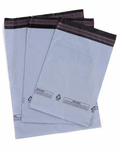 China Durable Custom Poly Mailer Bags , Plastic Courier Printed Mailing Bags on sale