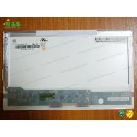 Normally White N101L6-L02 TFT LCD Module 10.1 inch 1024×600 Active Area 222.72×125.28 mm Frequency60Hz