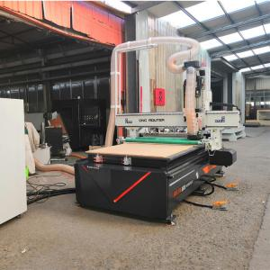 China IoT Application Cnc Wood Cutting Machine , Industrial Wood Router For Engraving Carving on sale