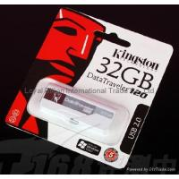 China Kingston Dt120 USB Flash Drive on sale