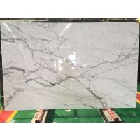 Italy calacatta extra white marble slab 2 cm  natural stone slab