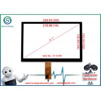 China 10.1 Inches 16:10 Capacitive Touch Screen With I2C Interface, COF Type Goodix GT928 Controller on sale