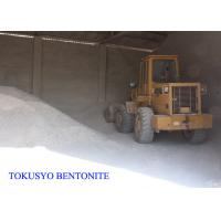 Green Sand Molding Casting Foundry Bentonite / Sodium Bentonite Powder