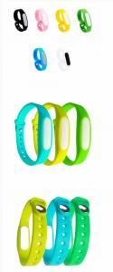 China baby use Silicone Anti Mosquito Bracelet on sale
