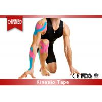 Elastic Sports Tape Kinesiology Therapeutic Tape For Biceps Femoris