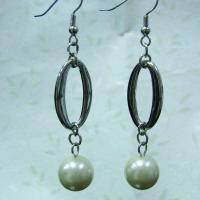 Simple style imitation jewellery designs fashion earring