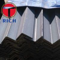 Hot Rolled Tube Machining SS401 Structural Carbon Steel Angle Bar 2.5-20mm Thickness