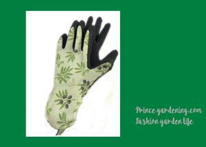 China Multi Color Womens Gardening Gloves on sale