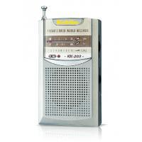 China KCHIBO KK-203 TWO BAND RADIO AM/FM RECEIVER KK-203 on sale