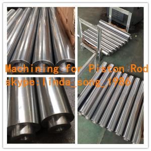 China CK45 /S45C Hard Chrome Plated Steel Rod on sale