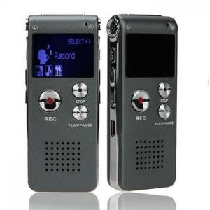 China 8GB Brand Spy Mini USB Flash Digital Audio Voice Recorder 650Hr Dictaphone MP3 Player on sale