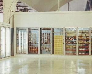 China Refrigerated Equipment Cold Storage Room Walk In Cooler Freezer Display on sale