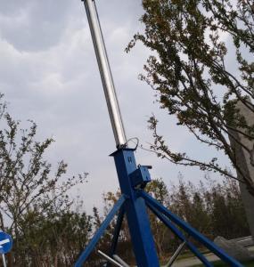 teleskop mast telescopic mast 6m 9m aluminum mast light weight
