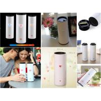 Magic heart cup,touch sensing cup,Spin mug,Color chage LED Mug GK-A-004