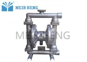 China Portable Pneumatic Diaphragm Pump / Pneumatic High Pressure Water Pump on sale