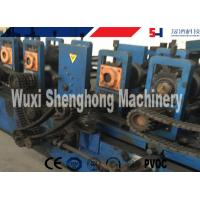 China Automatic Purlin Roll Forming Machine , C / Z Profile Roll Forming Line on sale