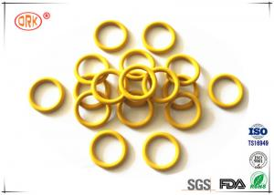 China Florocarbon Coloured FKM O Rings 70 For Automotive Fuel Handling Systems on sale