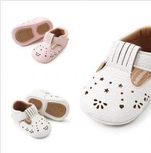 China New arrived soft-sole lovely baby shoes girl on sale