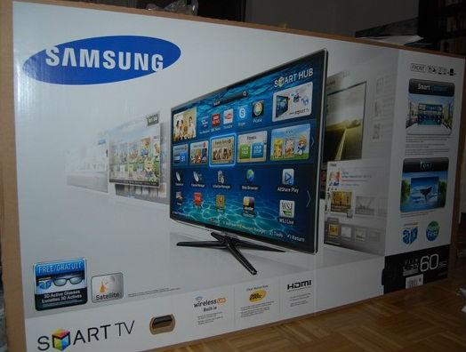 For New SAMSUNG UE60ES8000 60 Inch Smart 3D LED TV With Built-In Wi-Fi \u0026 Web Images Wi