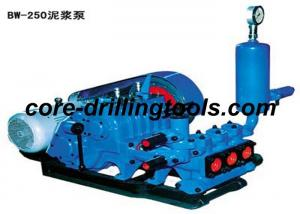 China High Pressure Mud Pump Three Cylinder Core Drilling ISO API Certification on sale