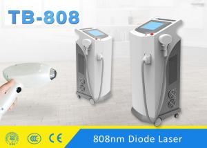 China Pain Free 808nm Diode Laser Hair Removal Machine Touch Control Germany Laser Bars on sale