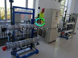 China 12 % High Concentration Sodium Hypochlorite Production  Automatic Chlorine Generator on sale