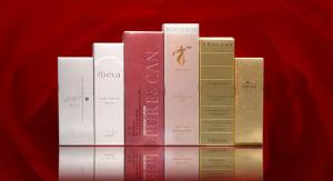 China 4 Colors Printing Silver Gold Laser Paperboard Cosmetic Packaging Boxes on sale
