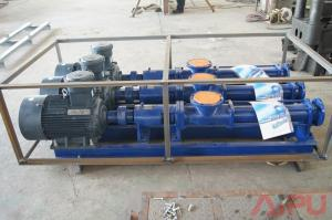 China High quality drilling fluid screw pump for decanter centrifgues at Aipu solids on sale